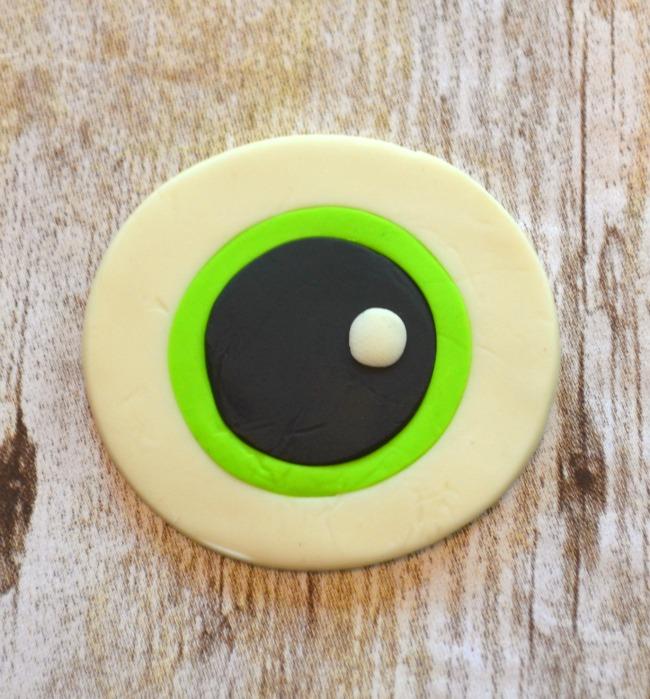 Monster Eyeball Keychains