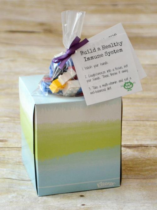 Kleenex Facial Tissue Gift