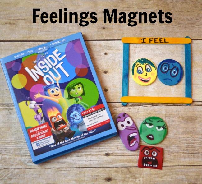 Inside Out Feelings Magnets