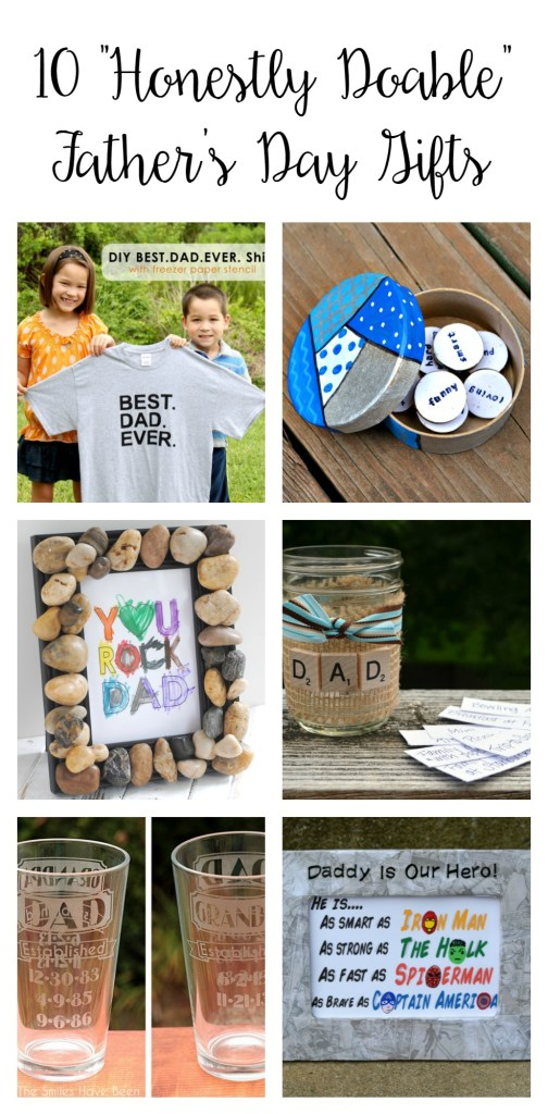 10 Father's Day Project Ideas