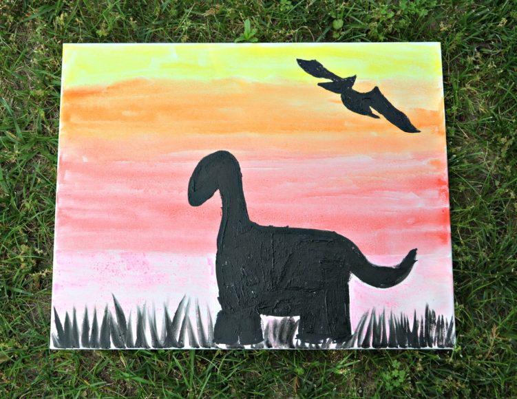 Dino Art