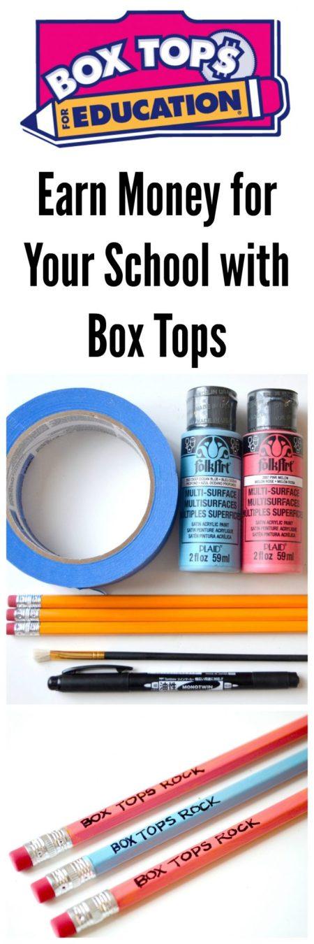 Box Tops Project