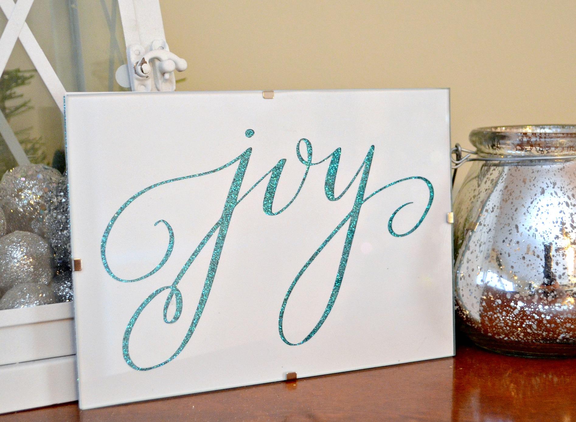 Glitter Joy Art