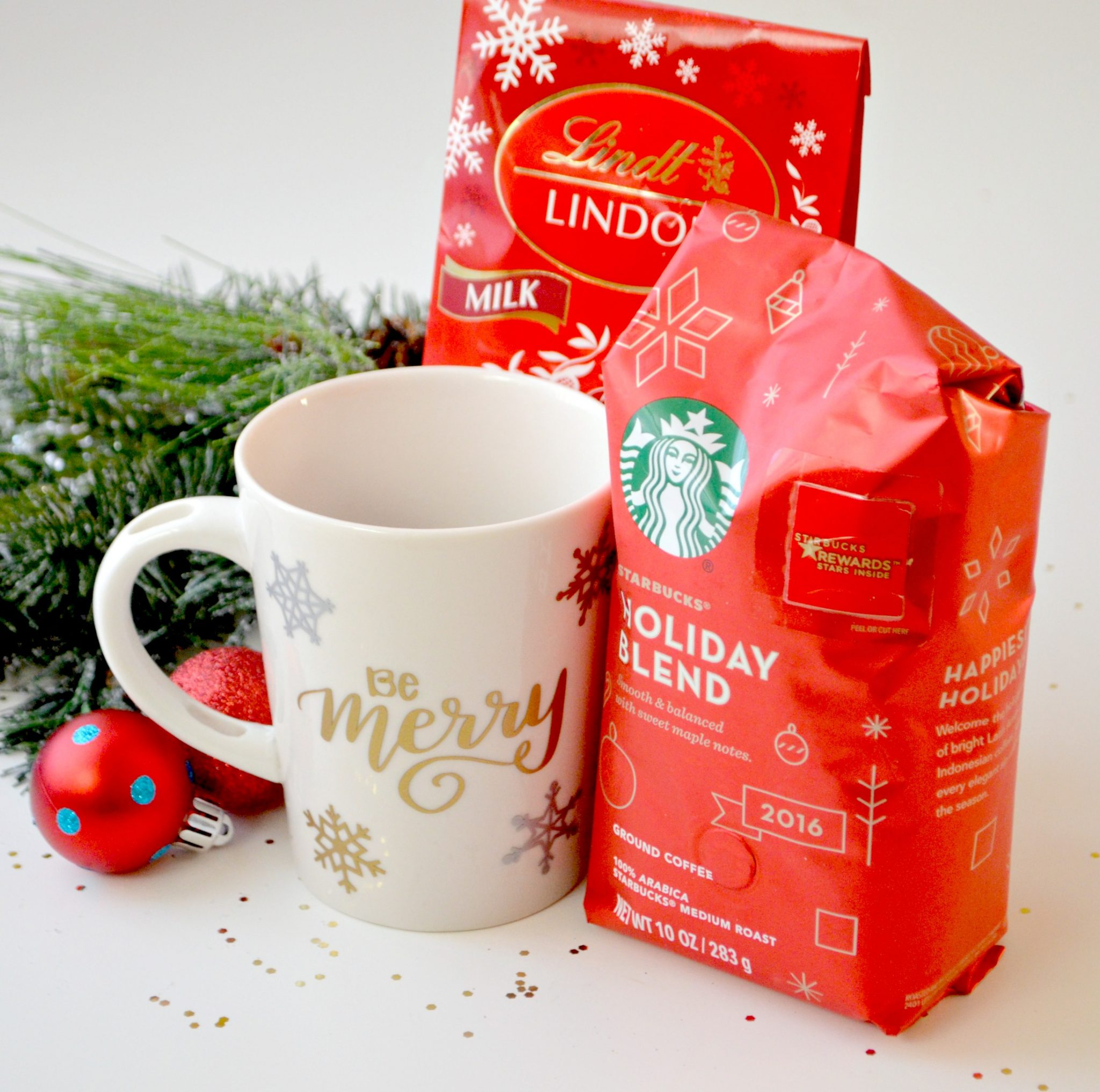 Give Of Chocolate Starbucks The With Gift Coffee Amy And Lindt QrdxBCoWe