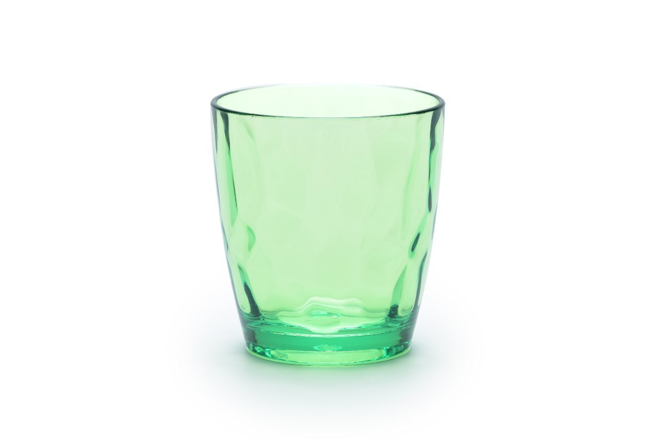 Green Acrylic Glasses