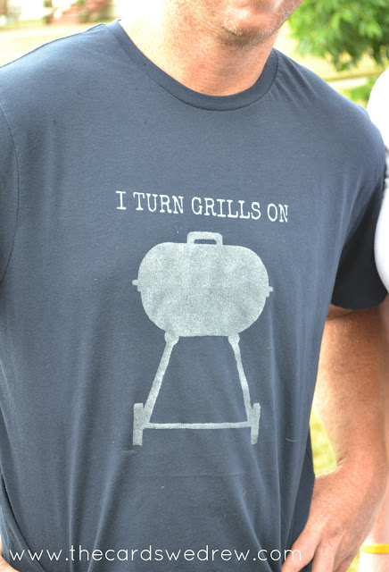 Grill T-shirt