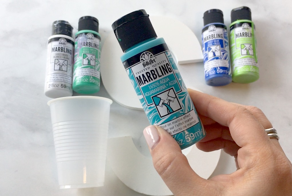 Marbling Paints