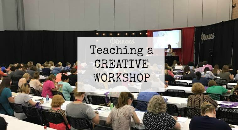 Teaching a Creative Workshop