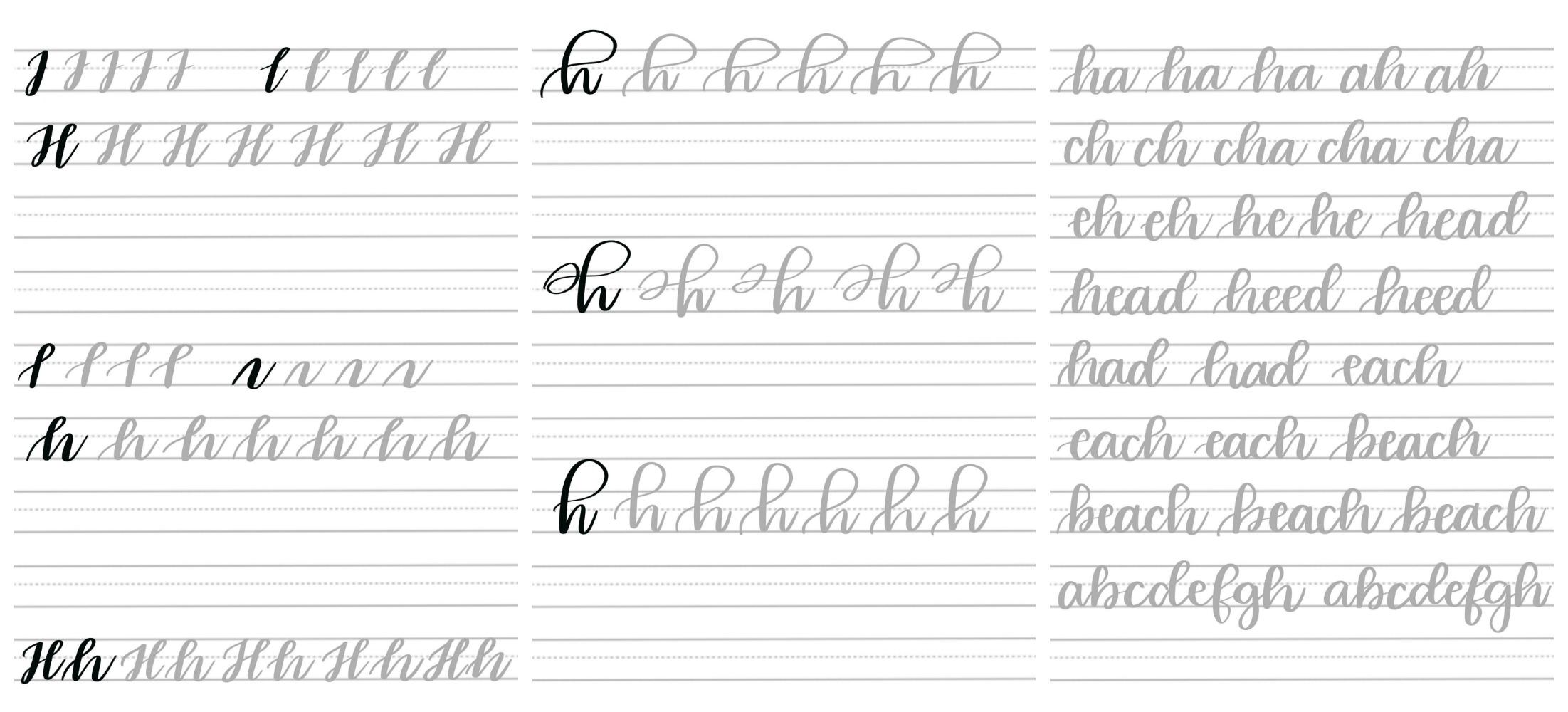Brush Script H