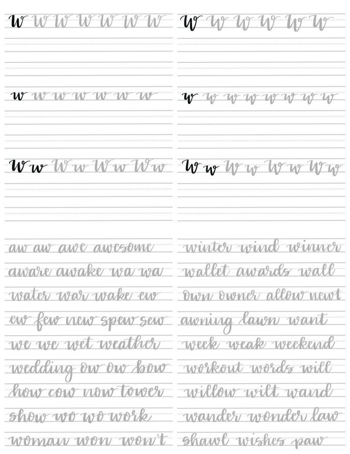 Brush Script W