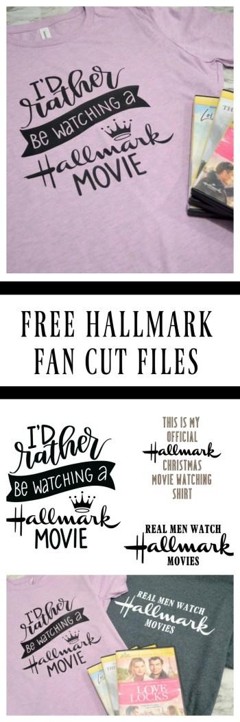 Hallmark Fan Cut Files