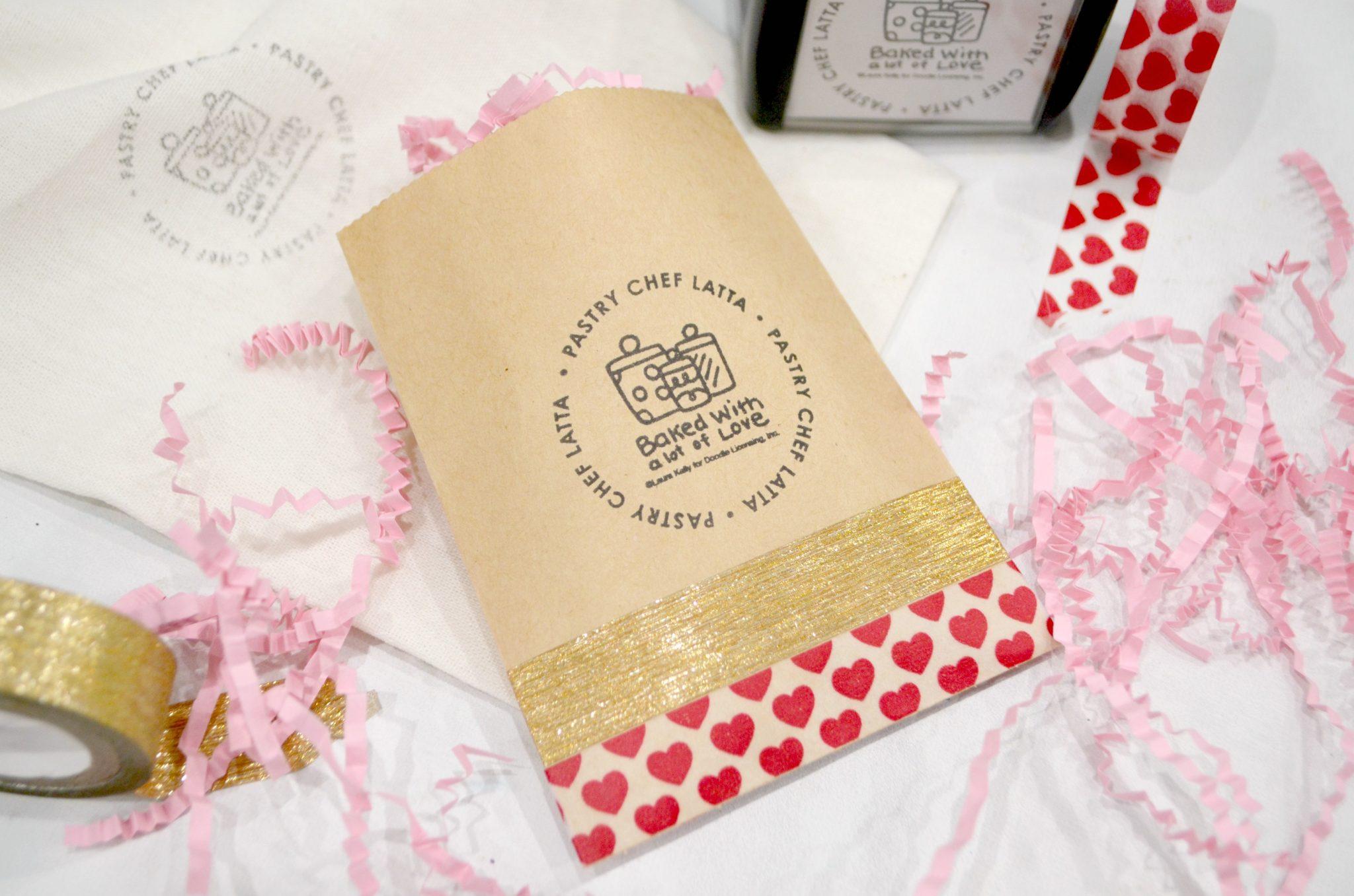 Valentine Treat Bag