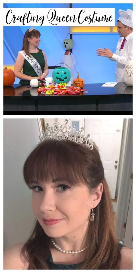 Crafting Queen Costume