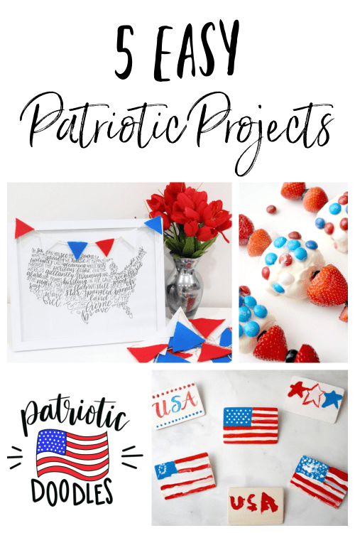 5 Easy Patriotic Projects