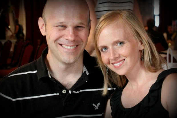 Todd and Amy Bowman of New nostalgia