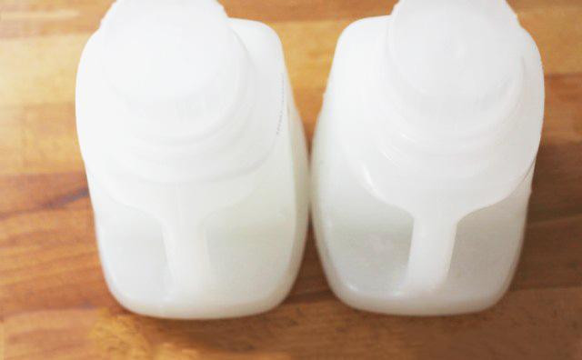 Liquid Laundry Detergent Gallons