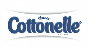 Cottonelle logo from Kleenex