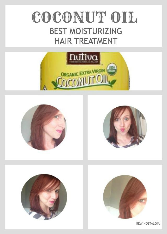 Best Moisturizing Hair Treatment Coconut Oil