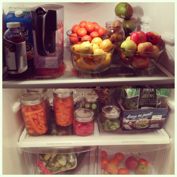 Healthy Refrigerator