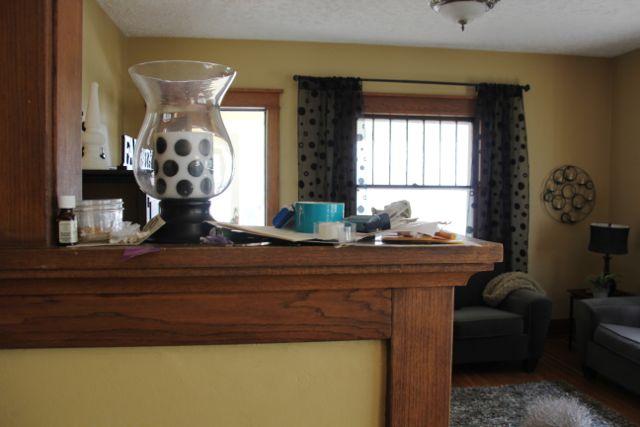 Hot spot for clutter