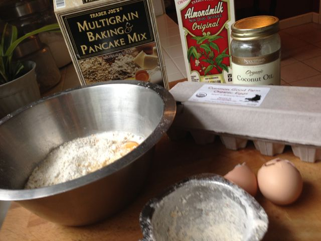 Multigrain Baking and Pancake mix from Trader Joes