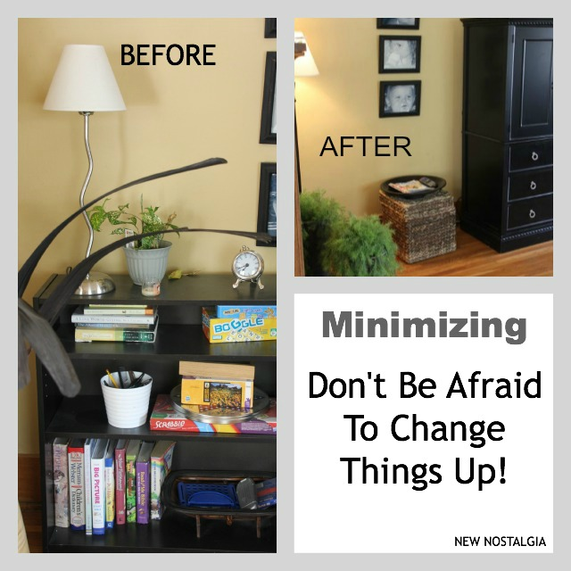 Minimizing living area
