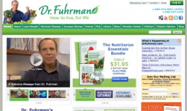 Dr. Fuhrmans Website