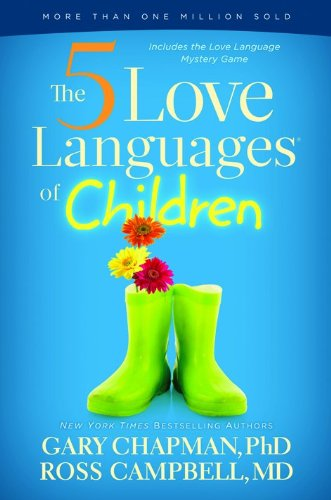 The five love languages of children book