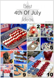 Fun fourth of July ideas and crafts.