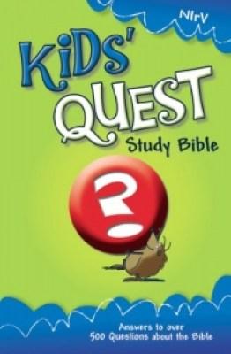 Kids' quest study Bible