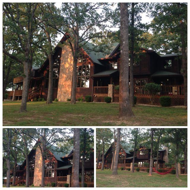 Large cabin in Branson