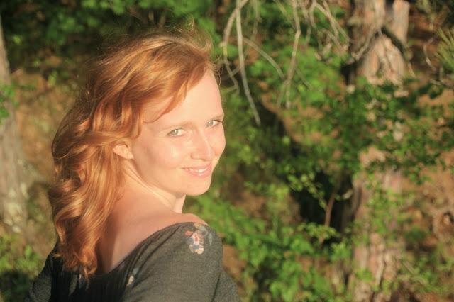 Blogger Amy Bowman