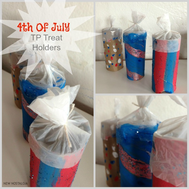 firecracker crafts made out of toilet paper rolls