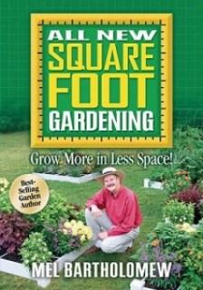 Square foot garden book