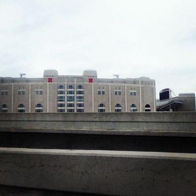 Nebraska football stadium