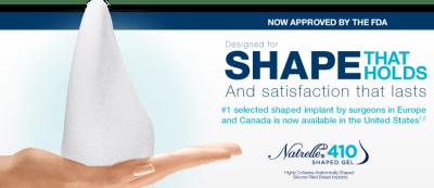 natrelle 410 breast implant