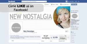 New Nostalgia Facebook Page