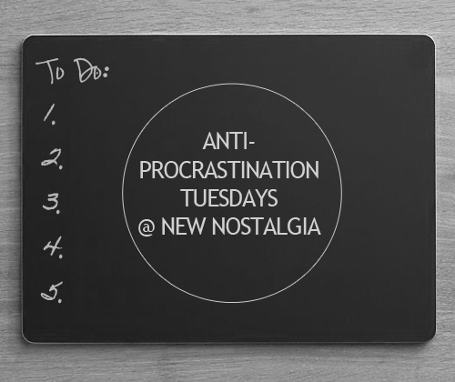 To do list with new nostalgia