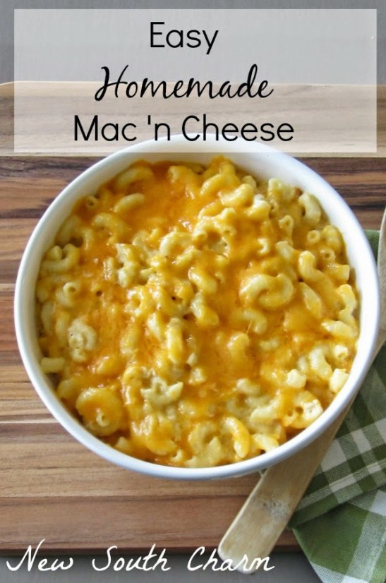 Easy Mac ' Cheese Pin