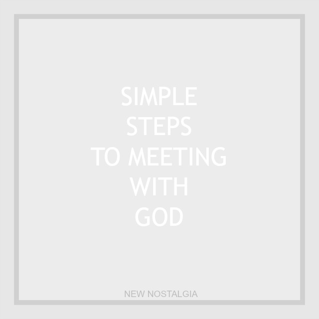 MEET-WITH-GOD