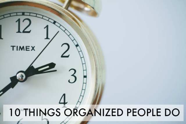Organized-People