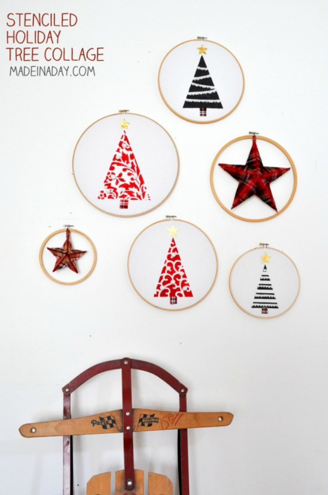 Embriodery-Hoop-Holiday-Trees-Wall-Art-with-Stencils--531x800