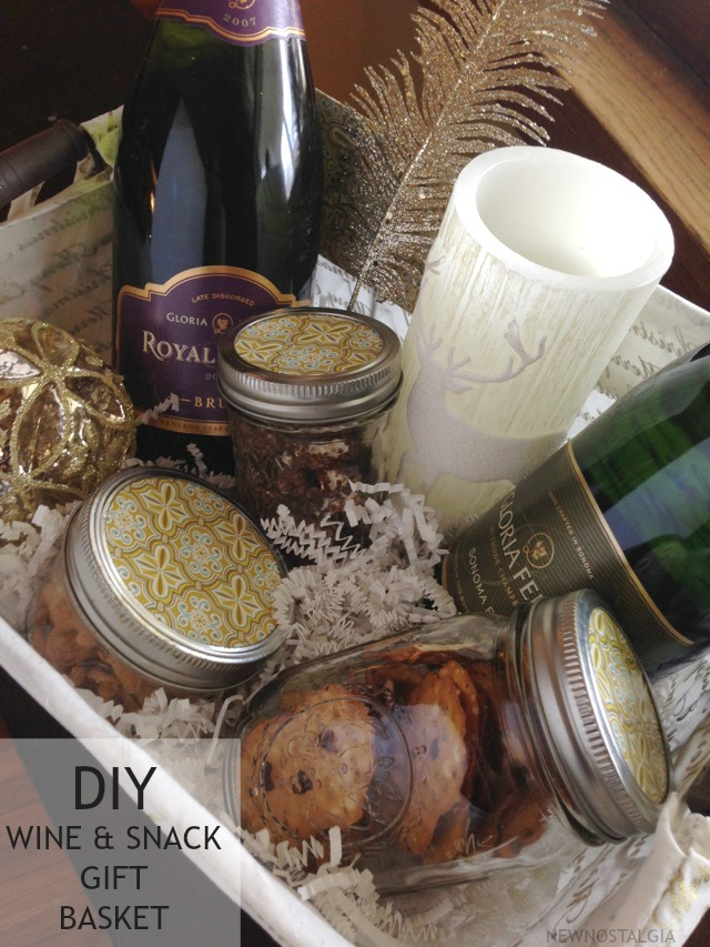WINE-SNACK-GIFT-BASKET
