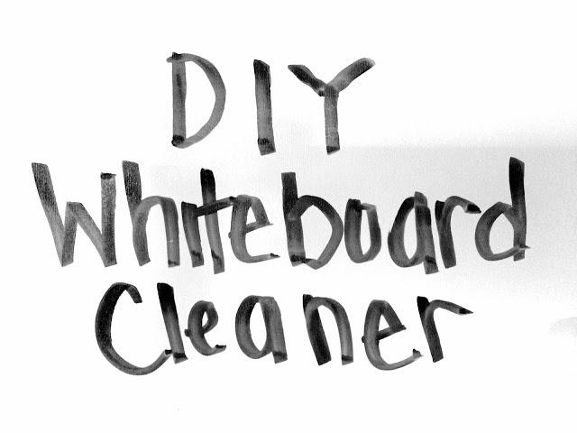 DIY-Whiteboard-Cleaner