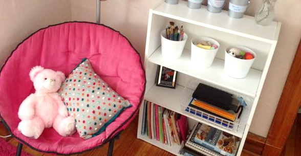 Documenting My Preteen's Room Before Updating