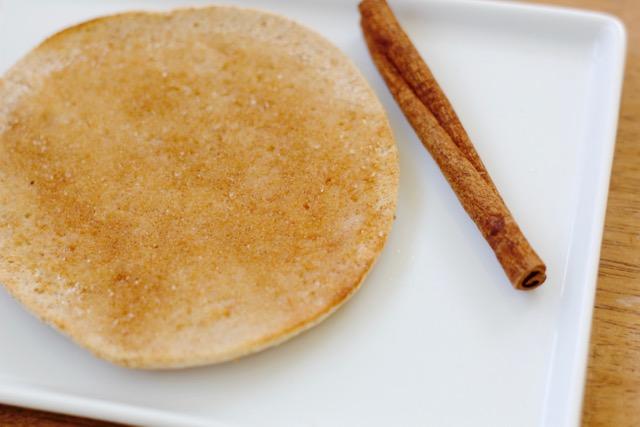 Cinnamon Sugar Sandwich Thin Round