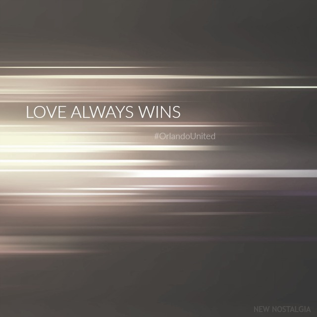 Love Wins | Amy from New Nostalgia |Top Posts From The Heart