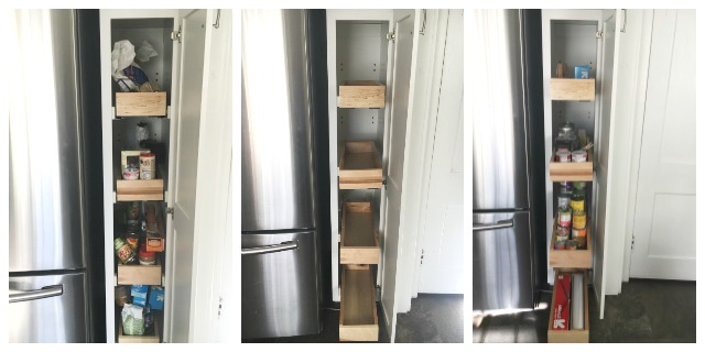clean pantry before and after 2