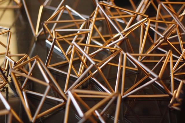 DIY Himmeli | IF: Gathering Decorations