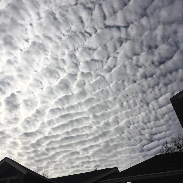 Beautiful clouds